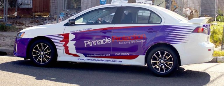 Pinnacle Protection - Alarm Response & Mobile Patrol Security